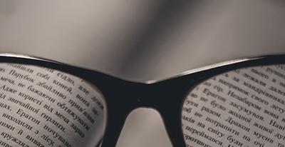 Wat zou je zien met de juiste bril op?